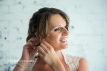 bruidskapsel en bruidsmake-up e-linehairfashion
