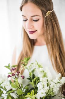 bruidskapsel en bruids make-up fotografie: Nienke van Denderen -2