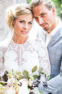 bruidskapsel en bruids make-up fotografie: Nienke van Denderen 14