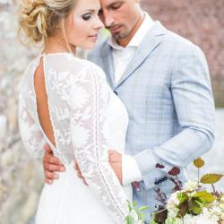 bruidskapsel en bruids make-up fotografie:  Nienke van Denderen -9
